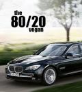 The 80/20 Vegan